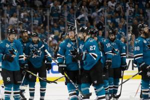 Sharks' Joonas Donskoi downs Penguins in Game 3