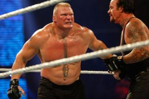 Brock Lesnar will fight at UFC 200
