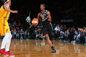 Swin Cash to retire from WNBA after 2016 season