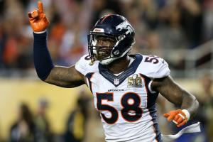 Von Miller, Broncos making progress on extension