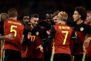 Belgium has the pieces to make a run at Euro 2016