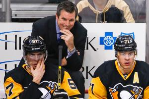 Stanley Cup Final Pittsburgh Penguins coach Mike Sullivan playoff MVP