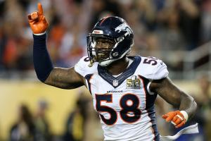 Von Miller, Broncos disagree on guaranteed money