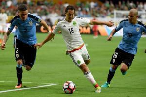 Mexico star Andres Guardado