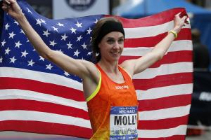 Molly Huddle to make marathon debut in New York