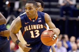 Illinois G Abrams granted waiver for sixth year