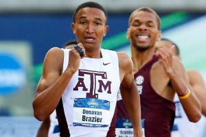 Donovan Brazier breaks Jim Ryun's NCAA 800 record