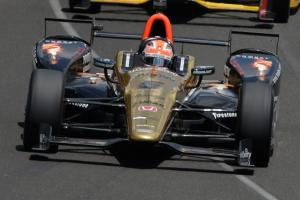 IndyCar's James Hinchcliffe: Feuds not my style