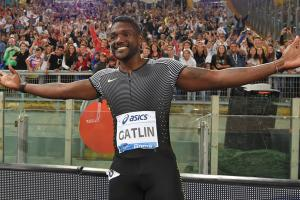 Justin Gatlin on Olympic goals, Usain Bolt rivalry