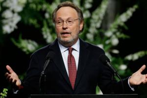 Billy Crystal speaks at Muhammad Ali's funeral