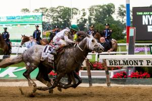 Creator wins Belmont Stakes in photo finish