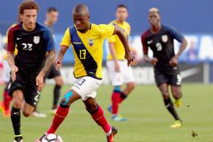 Fabian Johnson and the USA will face Enner Valencia and Ecuador in the Copa America quarterfinals