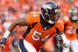 Brandon Marshall, Broncos agree to 4-year extension