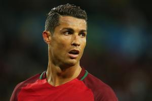 Has Cristiano Ronaldo's Twitter been hacked?