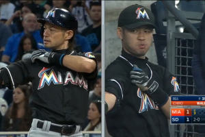 There may be as many as four Ichiro dopplegangers