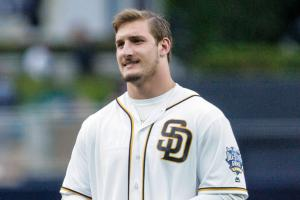 Report: Chargers' Bosa skips camp over contract