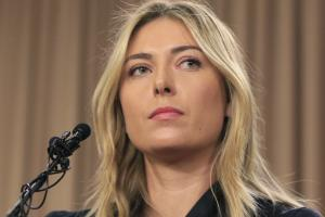 Maria Sharapova files suspension appeal to CAS