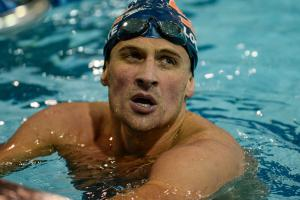 Ryan Lochte on his rivalry with Michael Phelps