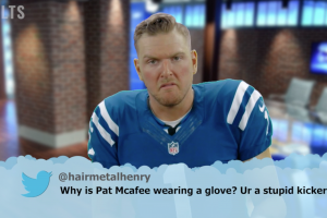 Watch: Colts players read mean tweets