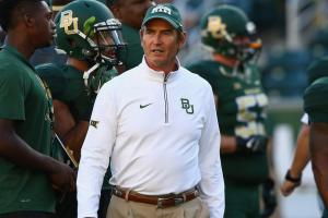 Briles's possible return angers family of victims