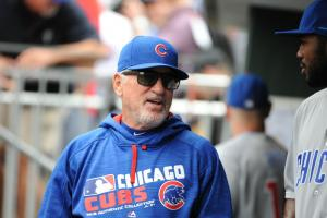 Joe Maddon hopes to appear on Curb Your Enthusiasm