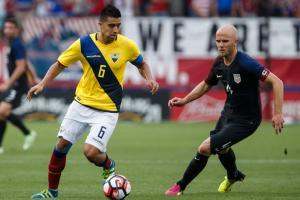 USA faces Ecuador in the Copa America quarterfinals