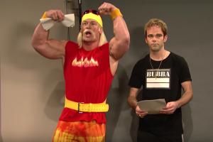 John Cena stars as Hulk Hogan in sex tape parody