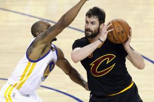 GoFundMe page set up for Kevin Love to sit out