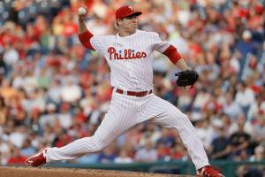Phillies' Eickhoff proving effectiveness of slider