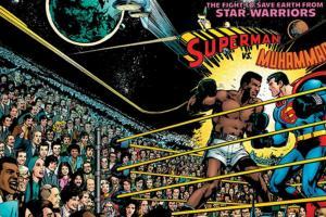 Superman vs. Muhammad Ali: How the comic got made