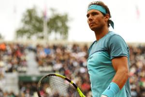 Nadal, Muguruza on Spain's Olympic tennis team
