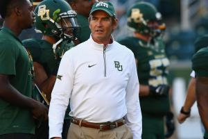 Report: Baylor, Briles reach contract settlement