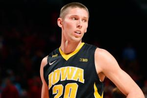 Jarrod Uthoff's journey from Iowa River to the NBA