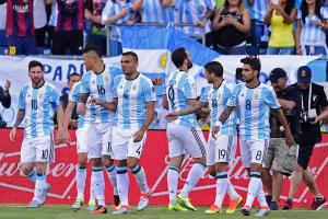 Argentina and Venezuela meet for a place in the Copa America semifinals