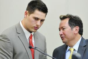 Brandon Vandenburg found guilty on all charges