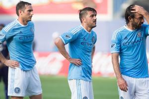 Frank Lampard, David Villa, Andrea Pirlo all score for NYCFC vs. Philadelphia Union