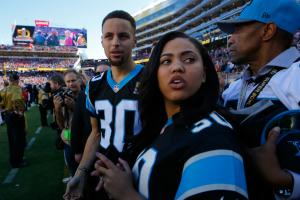 Ayesha Curry proud of Warriors for 'insane season'