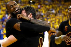 How the imperfect Cavaliers dethroned the Warriors