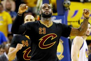 LeBron, Irving deliver Cavaliers championship