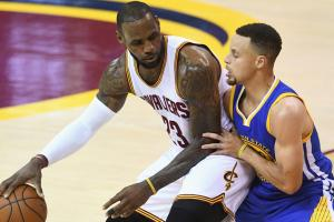 NBA Finals: History on line for Cavs-Warriors