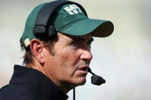 Briles 'no show' for Baylor rape victim apology