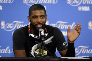 Irving credits 'Mamba mentality' after Game 7