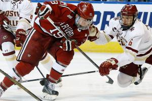 Jimmy Vesey trade: Sabres, Predators make deal for top prospect before NHL free agency