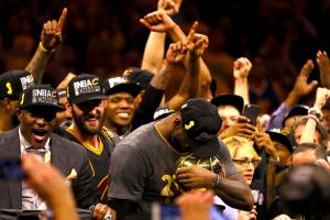 Sports page roundup: Cavaliers win NBA Finals