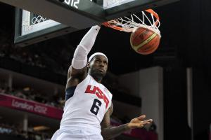 LeBron James to skip Olympics