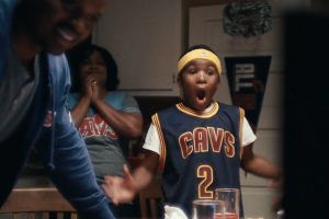 Nike releases commercial following Cavaliers title