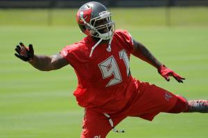 Robert Ayers calls Buccaneers 'terrible'