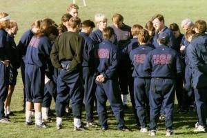 USA's 1995 Copa America team