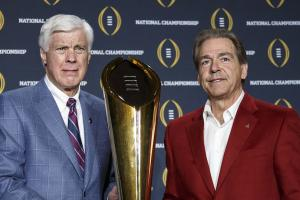 Alabama AD Bill Battle taking leave of absence