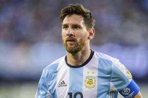 Watch: Messi breaks Argentina scoring record